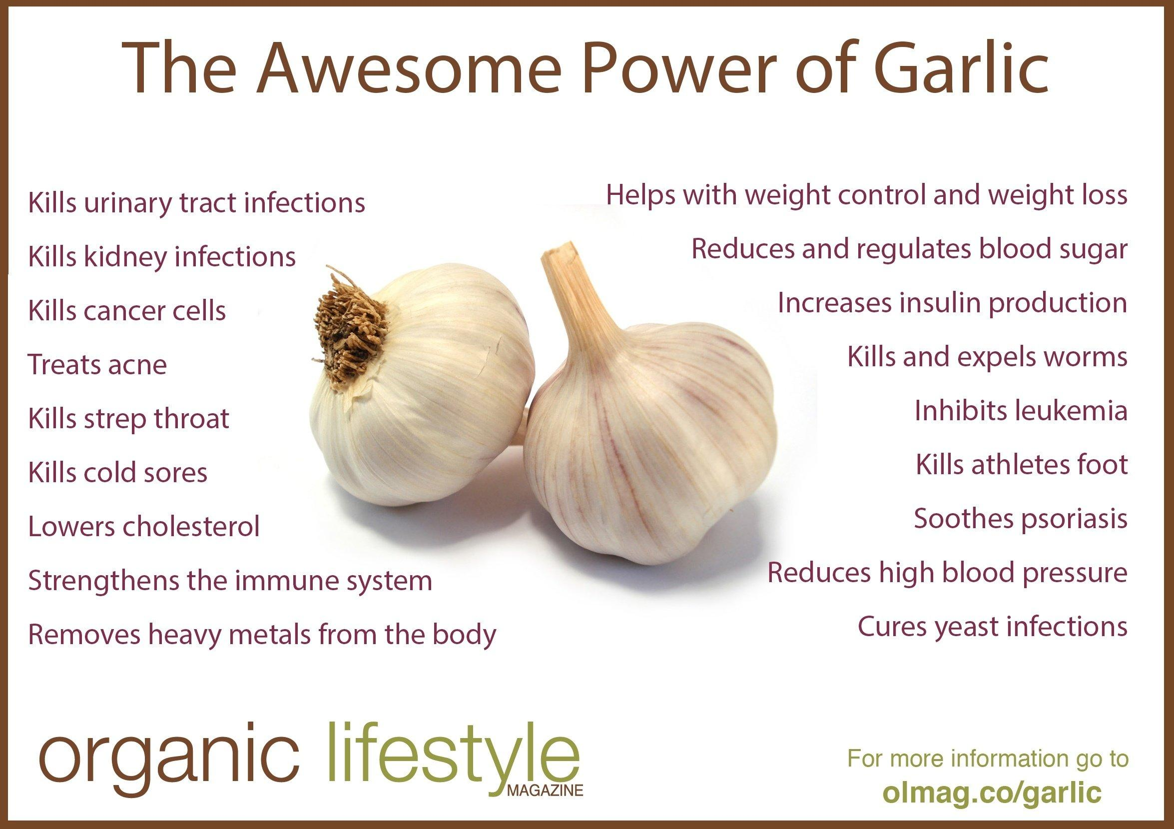 10 Amazing Benefits Of Eating Garlic On An Empty Stomach