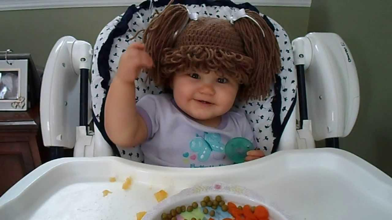 How To DIY The Perfect Cabbage-Patch Inspired Hat for Your Kid