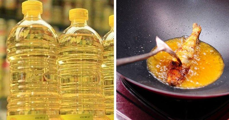 WARNING: This Oil Releases Dangerous Chemicals