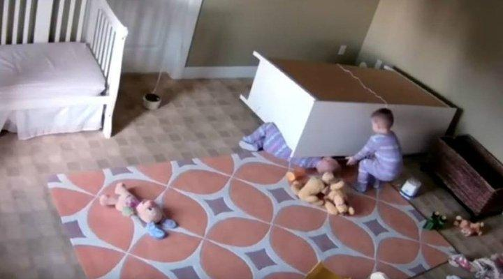 A Scary Moment for Twins Ends With Bravery