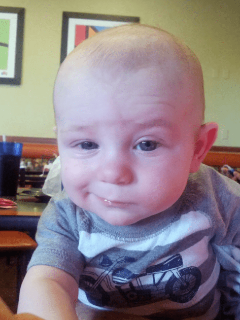 "LOL: 20 Awesome Babies With a ""Badass"" Look"