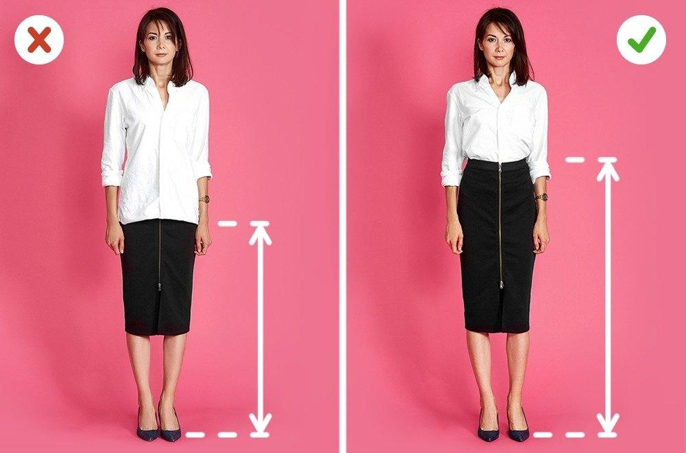 Six Stylish Tricks That Will Make You Look Taller in 2017