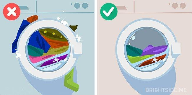 15 Common Mistakes You Do While Doing Laundry