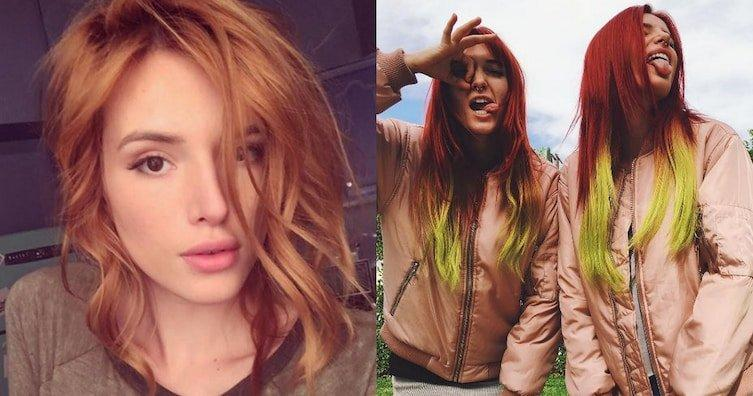 Counting Down the Most Awesome Celebrity Hair Transformations