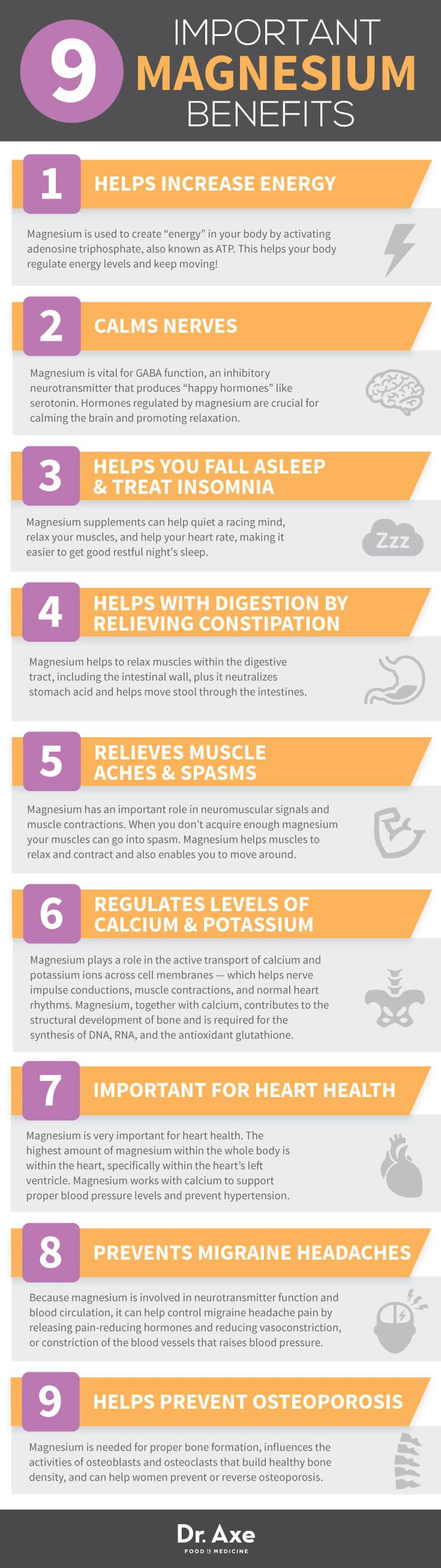 10 Magnesium Rich Foods that Prevent Various Health Conditions