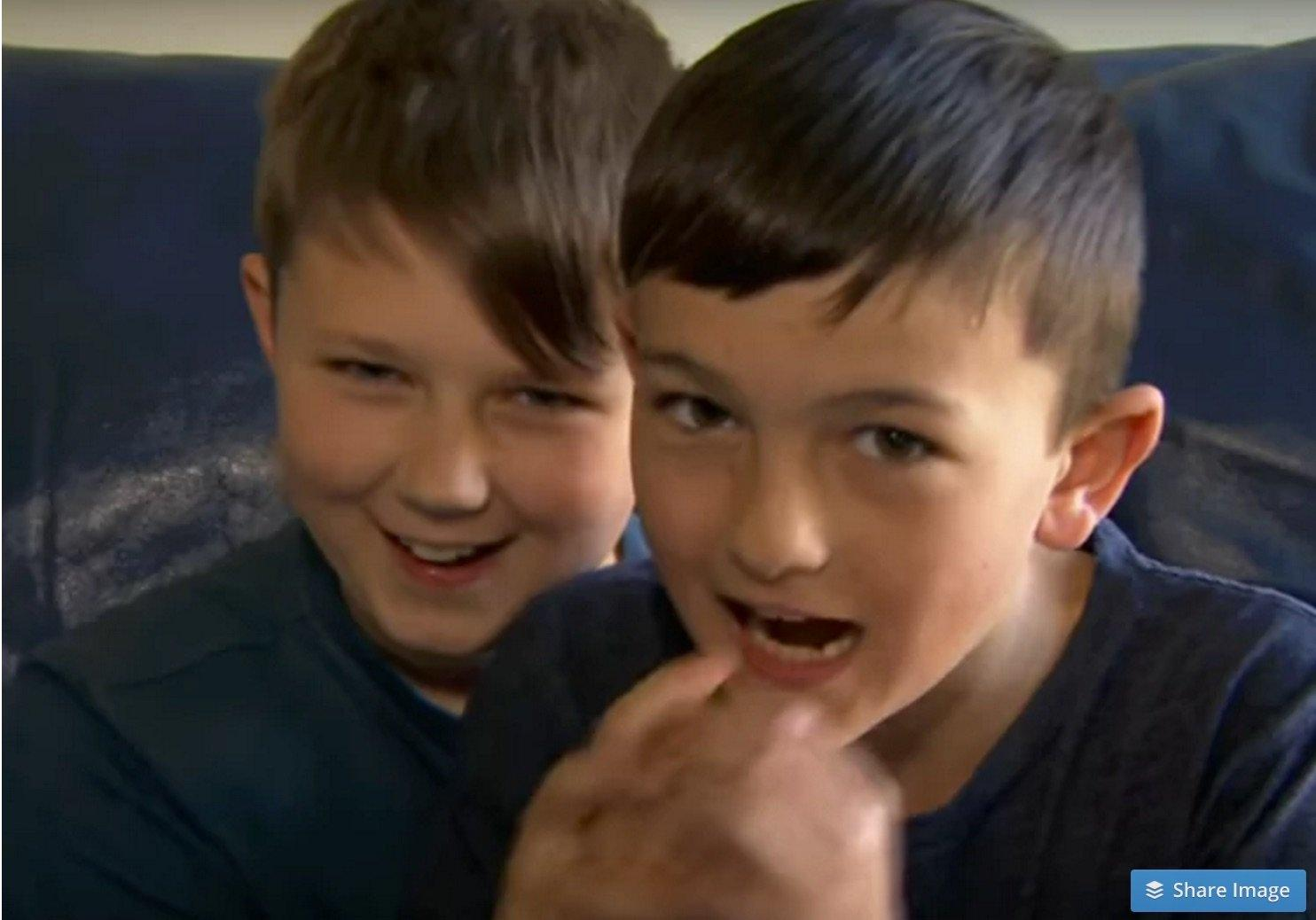"What do ""Charlie Bit my Finger"" Video Stars Look after 10 Years?"