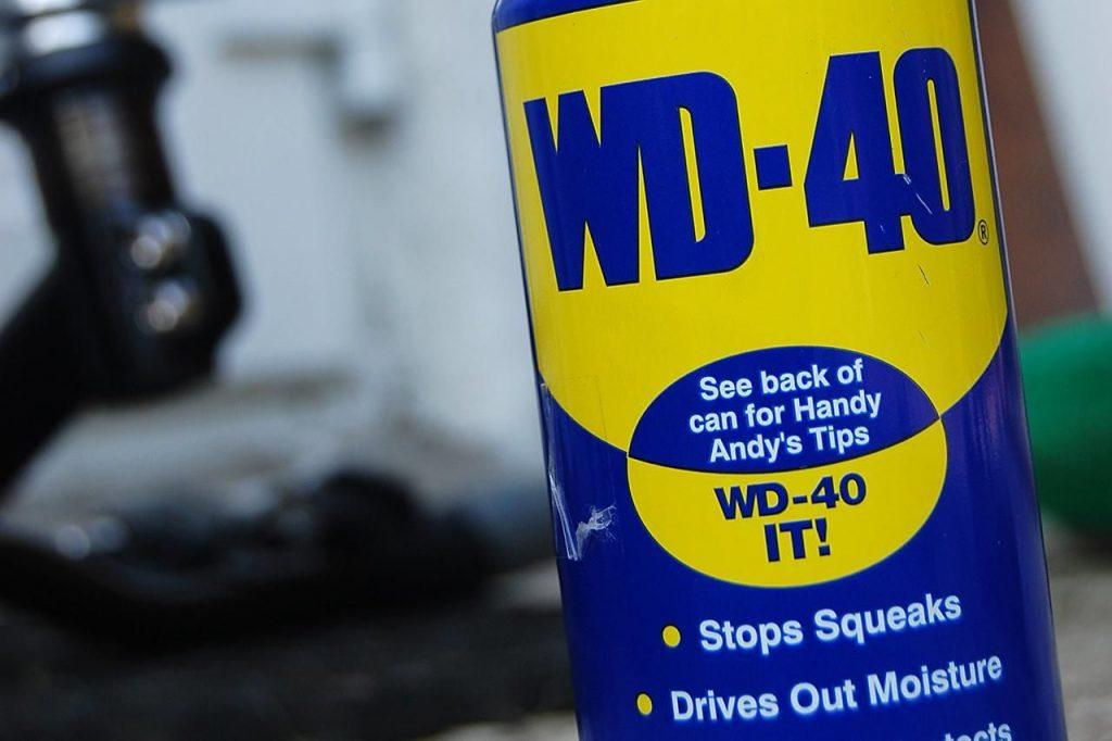 Inspirational Ways to Use WD-40 Around your Home
