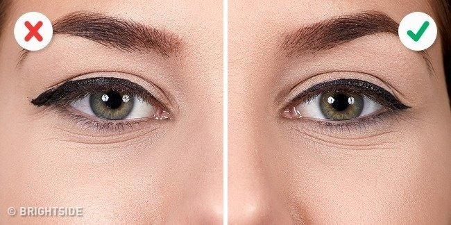 These 10 Mistakes Don T Let You To Do Winged Eyeliner Right