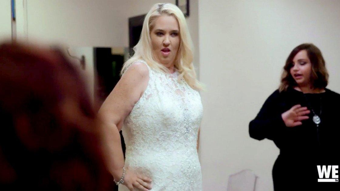 The Dramatic Weight Loss Transformation of Mama June is Out