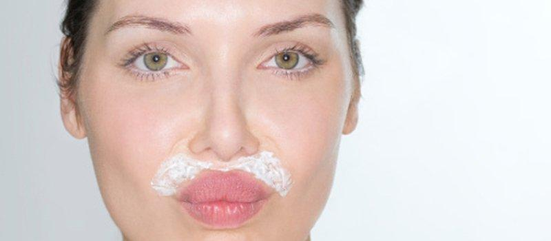 4 Face Masks and Scrubs for Removing Unwanted Facial Hair