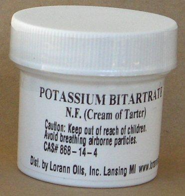 How to Flush Nicotine in a Week with Cream of Tartar?