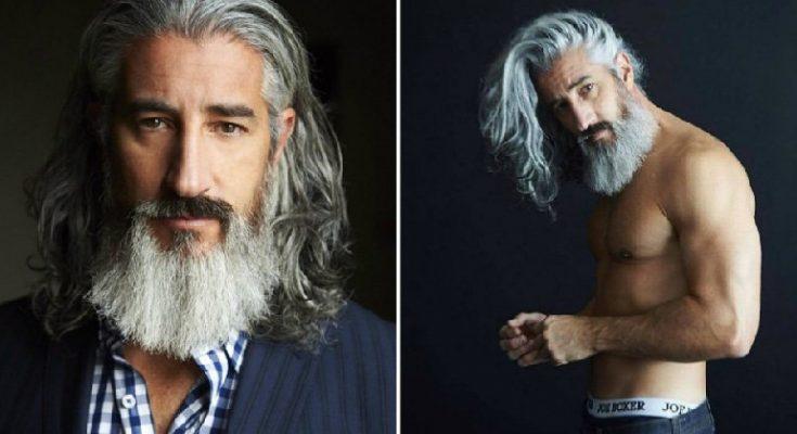 Sexy men over 50