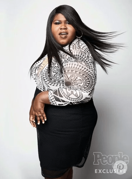 Fake News Stories Made Gabourey Sidibe Show Her Real Weight Loss Surgery Pics