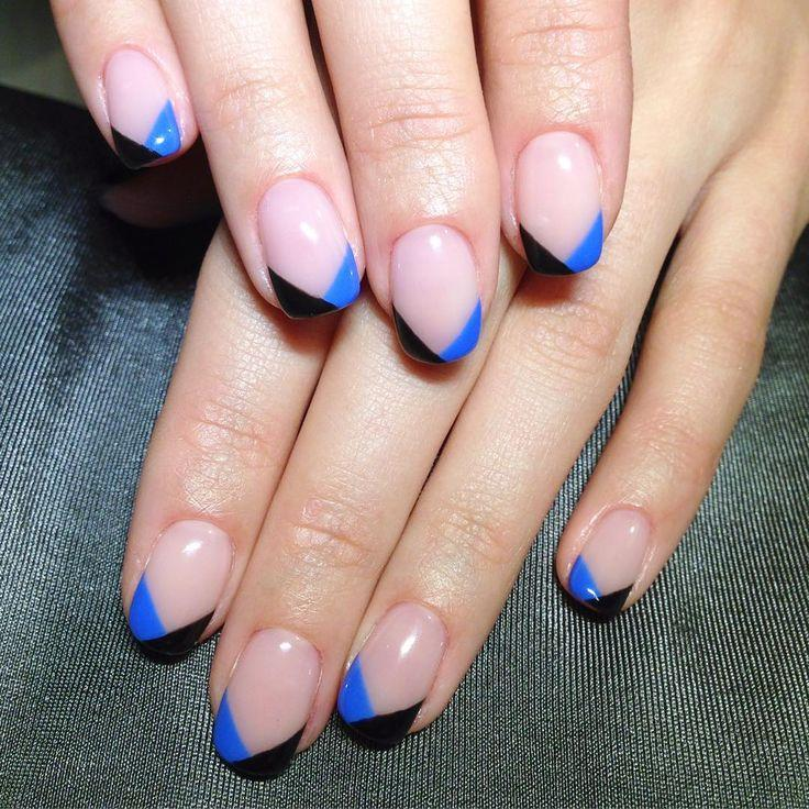 15 Stylish Updates For People who Love French Manicure