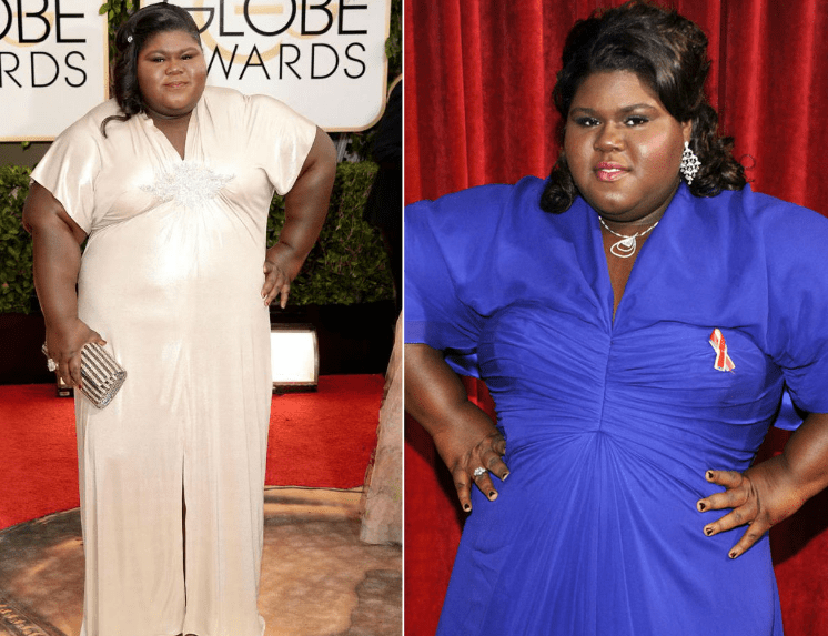 Fake News Stories Made Gabourey Sidibe Show Her Real Weight Loss