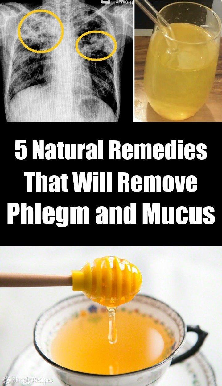 Phlegm and Mucus