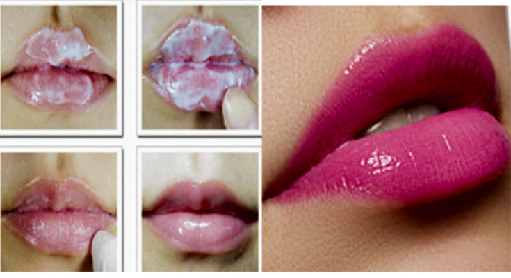A Coconut Oil Scrub That Will Make Your Lips Look Naturally Pink
