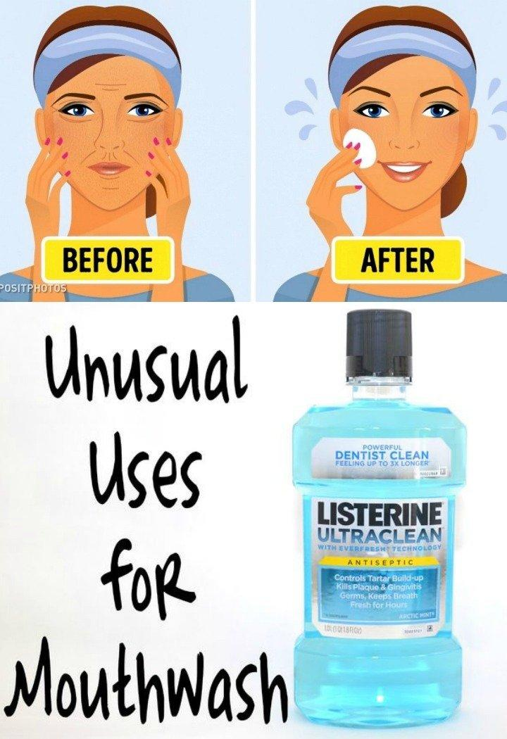 10 Surprising Mouthwash Uses Beyond Keeping Your Mouth Fresh