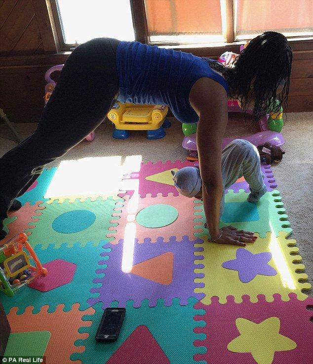 This Busy Mom Struggled To Lose Weight - Then She Found The Cutest Solution To Her Problem!