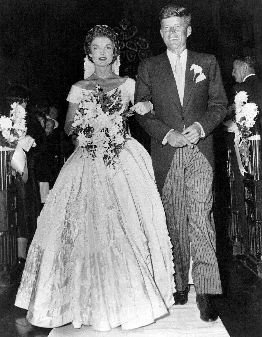 10 of The Most Beautiful Celebrity Brides Ever