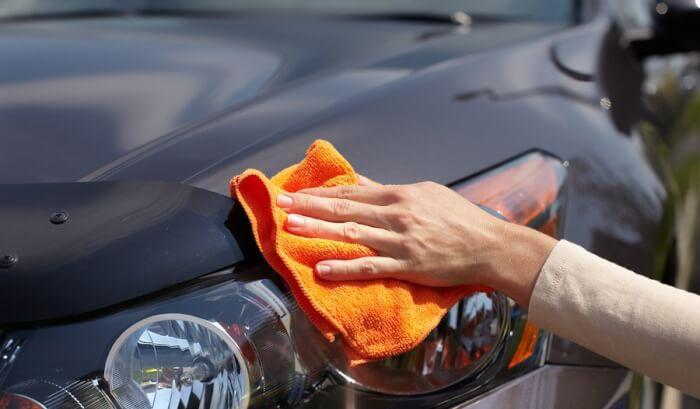 18 car cleaning hacks for making your car as good as new. Black Bedroom Furniture Sets. Home Design Ideas