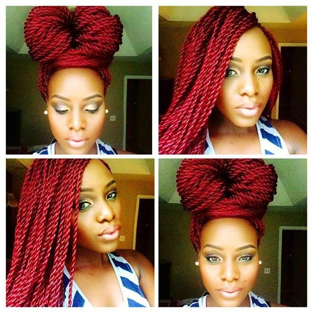 Seven Sexy Summer Hairstyles For Women With Afro Hair!