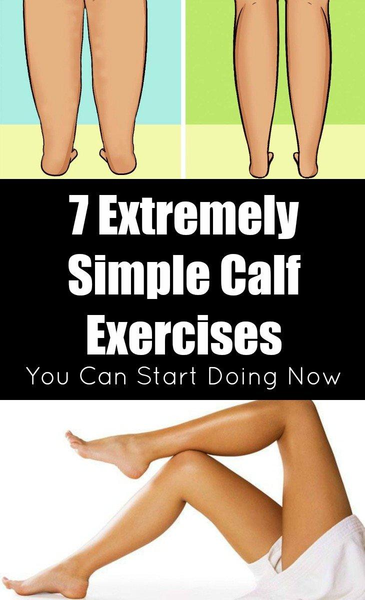 7 Extremely Simple Calf Exercises You Can Start Doing Now