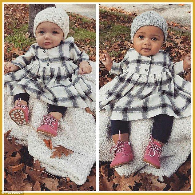 Meet The Adorable Biracial Twins Born With Different Skin Colors