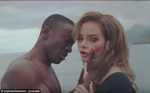 Norwegian Singer Gets Death Threats After Using  Black Actor To Play Her Love Interest In Music Video