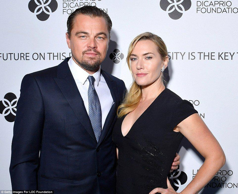 Famous Co-Stars Leonardo DiCaprio And Kate Winslet Enjoy Titanic Reunion In St Tropez