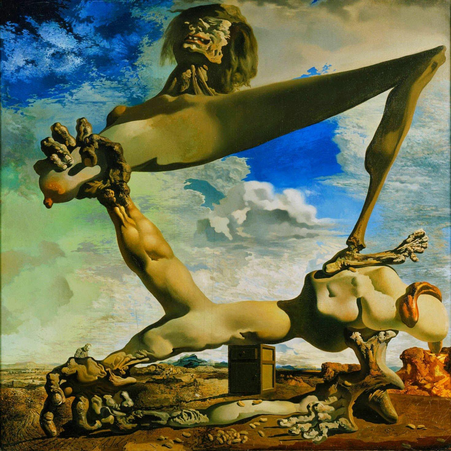 Salvador Dali Paintings: Revisiting 10 Of His Greatest Paintings