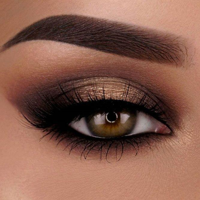 Makeup Tips For Brown Eyes The Best Tips For Brown Eyed Ladies