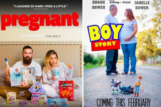 Pregnancy Announcement Ideas