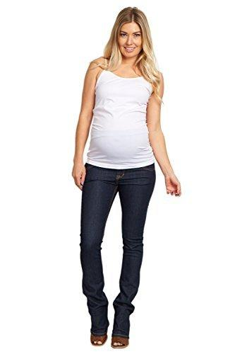 Best Maternity Jeans: Styles For Moms To Be