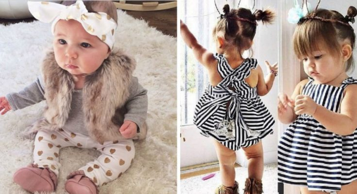 The Best Trendy Cute Baby Girl Outfits for 2019