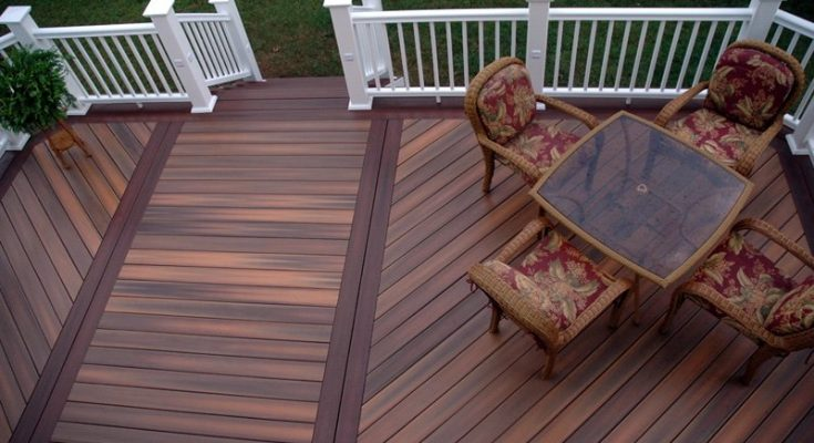 The Best Composite Decking Materials