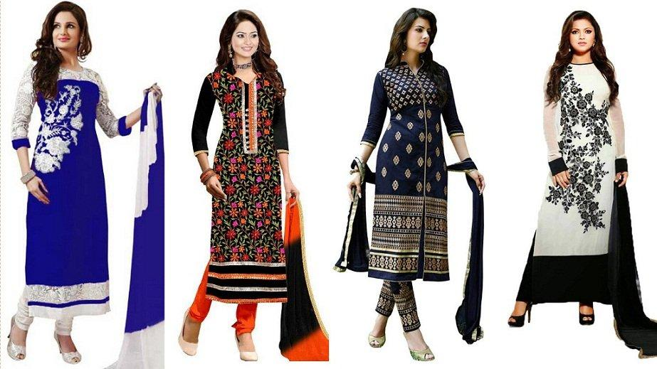 How to style party wear salwar suits?