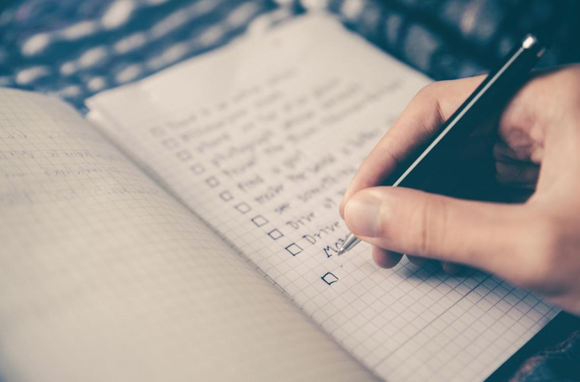 5 Changes that You Notice if You Start to Write down All Your Thoughts