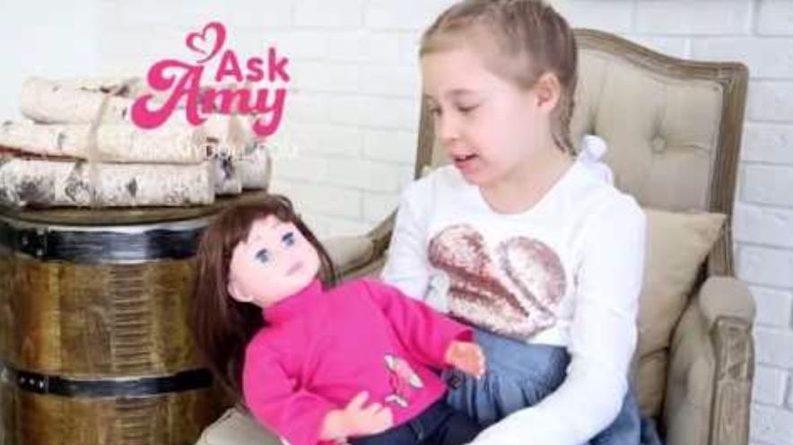 Skills That Your Child Can Learn Playing with Interactive Talking Dolls