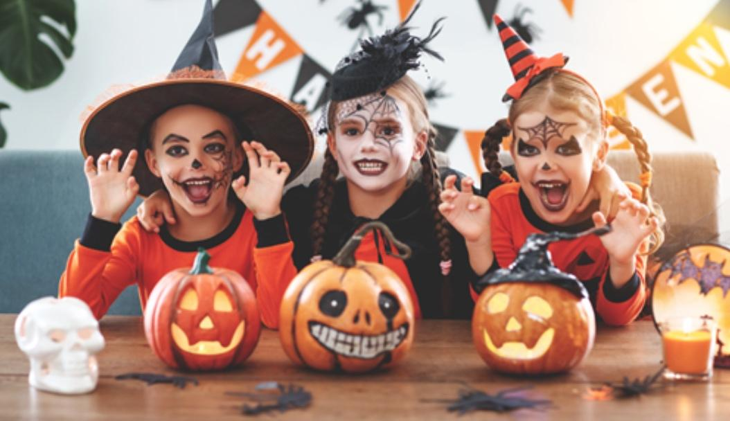 Your Guide to Hosting a Kid-Friendly Halloween Shindig