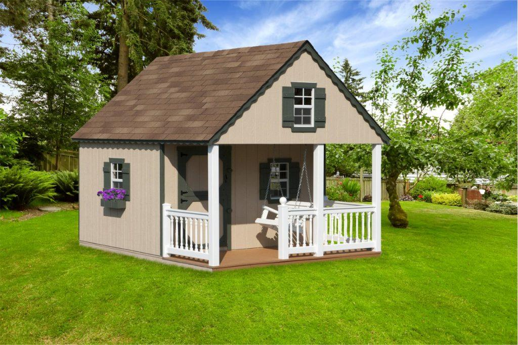 Creating The Perfect Outdoor Playhouse For Your Kids