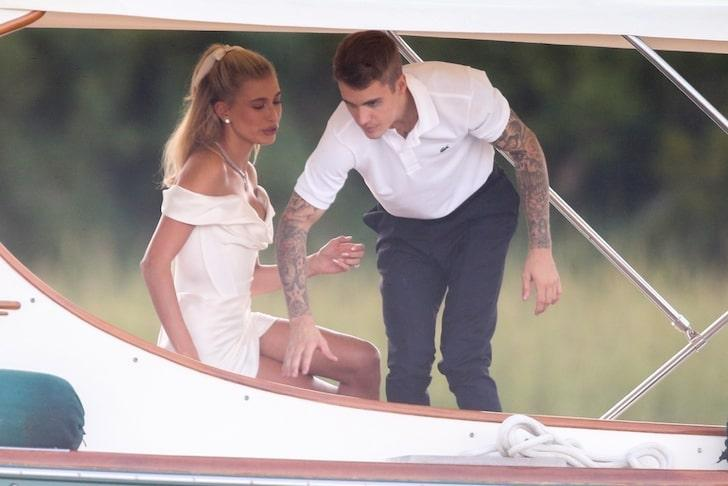 Inside The Wedding of Hailey And Justin Bieber in South Carolina