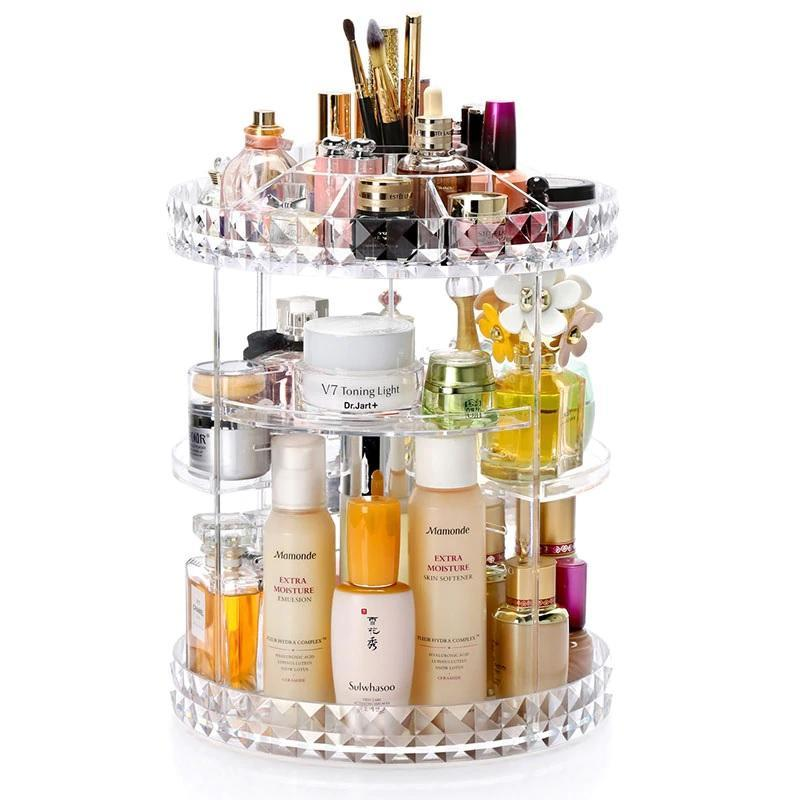 How to Keep Your Cosmetics Collection in One Place