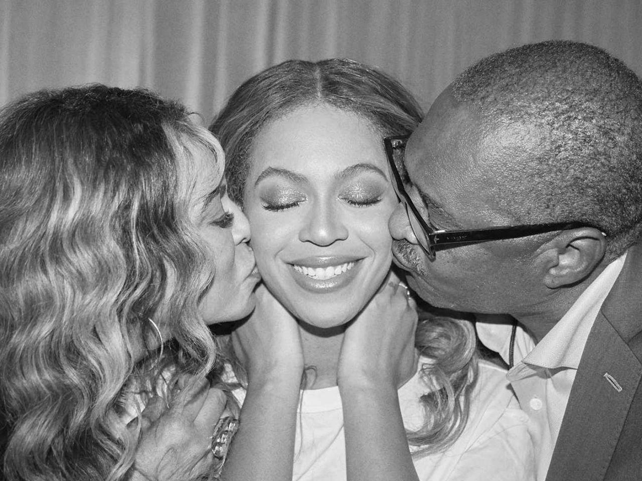 Beyoncé's Dad, Mathew Knowles, Has Breast Cancer