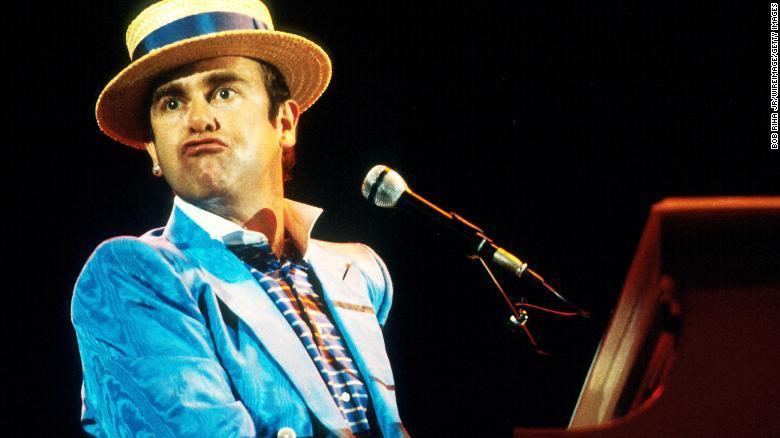 Elton John Postpones Concert He's Feeling 'Extremely Unwell'