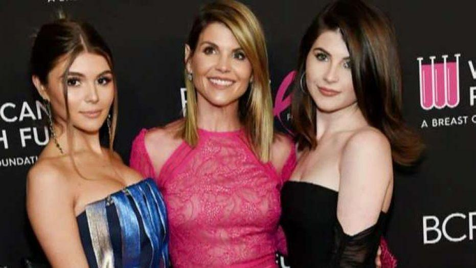 Lori Loughlin And Other Celebrity Parents Face New College Admissions Bribery Charge