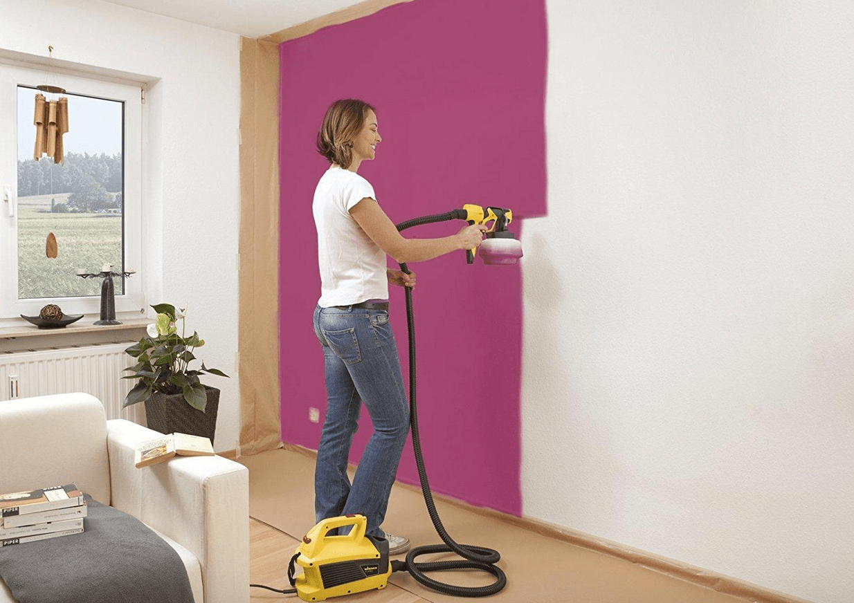 Useful Tips on How to Choose a Perfect Interior Paint Spray