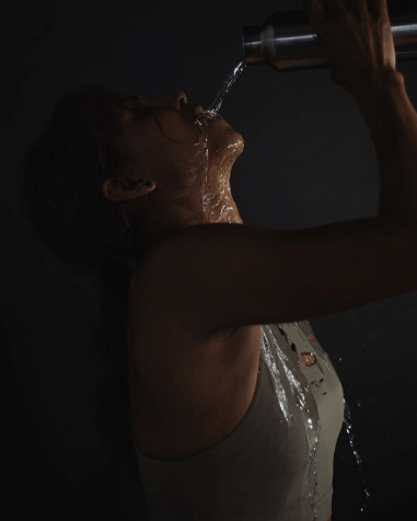Halle Berry, 53, Pours Water Over Her Incredible Body To Promote Hydration