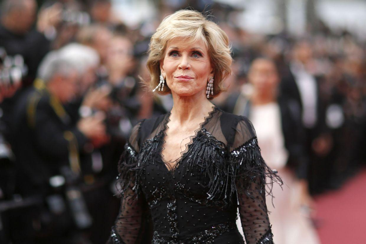 Actress Jane Fonda, 81, Arrested For Protesting Climate Change