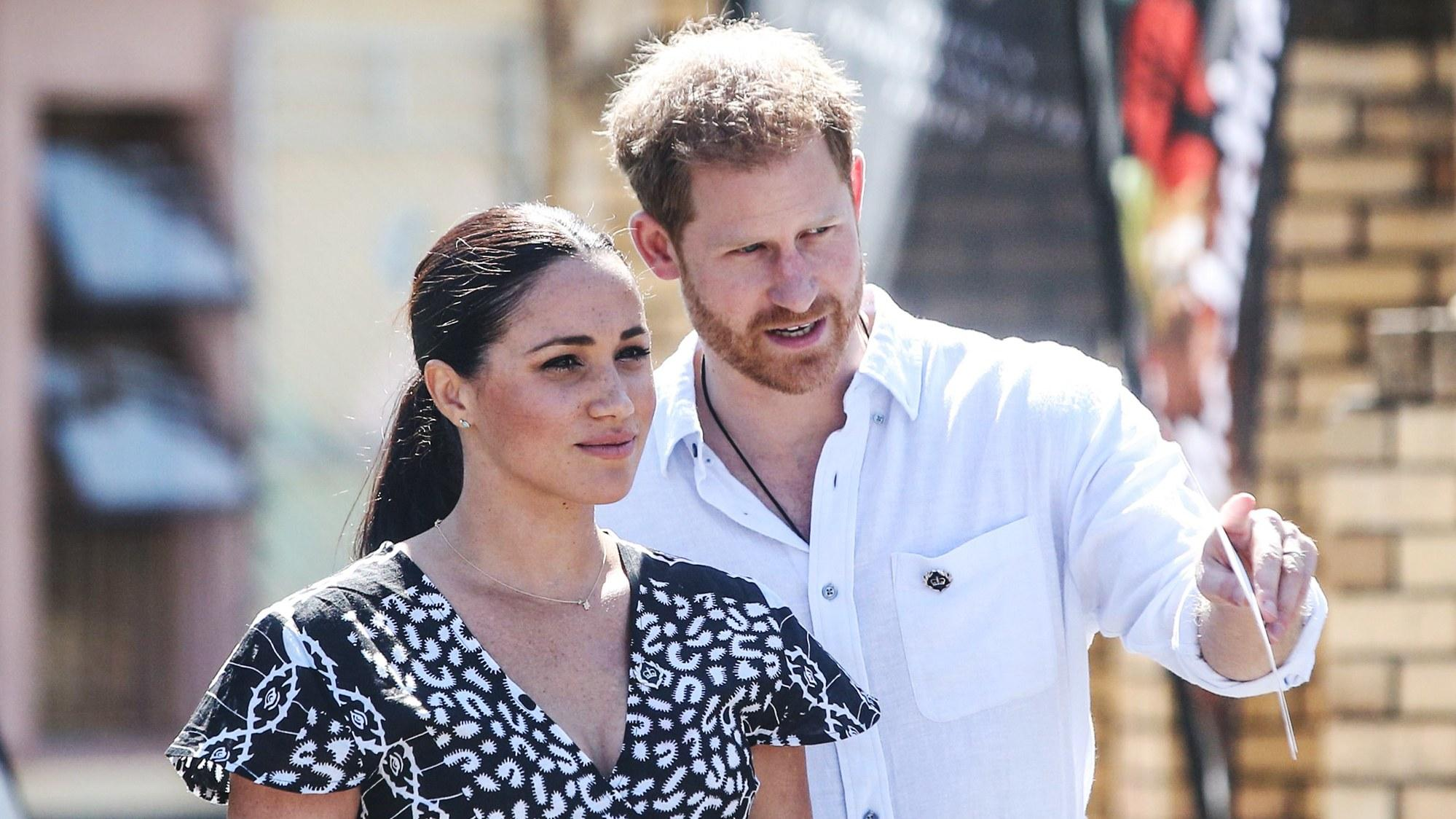 Prince Harry Is Not Happy With How The Press Is Treating Meghan Markle